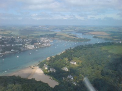 The Salcombe estuary