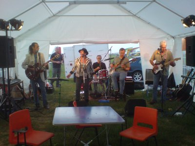 The Band at Sutton Meadows