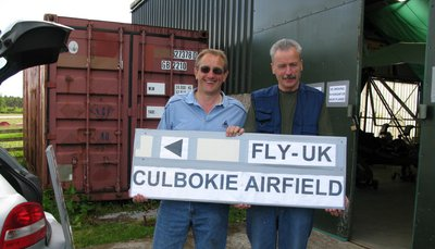 The Culbokie pilots